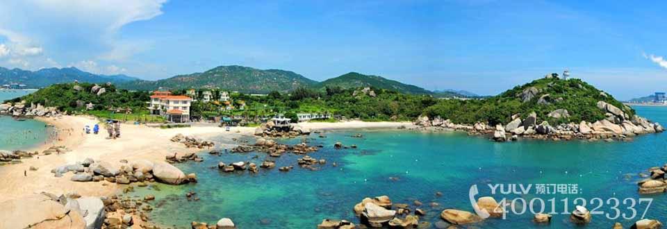 大亚湾三角洲海岛度假村
