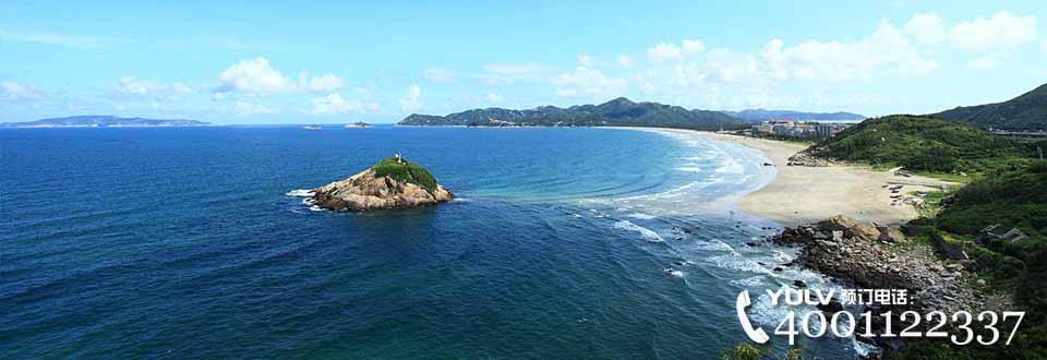 上川岛悦海嘉洲海岛度假酒店