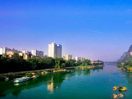 【壮族歌圩节】广西宜州盛会3天 · 刘三姐歌圩节 流河寨景区 怀远